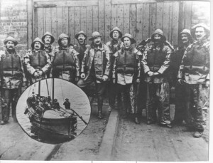 4 Tynemouth crew