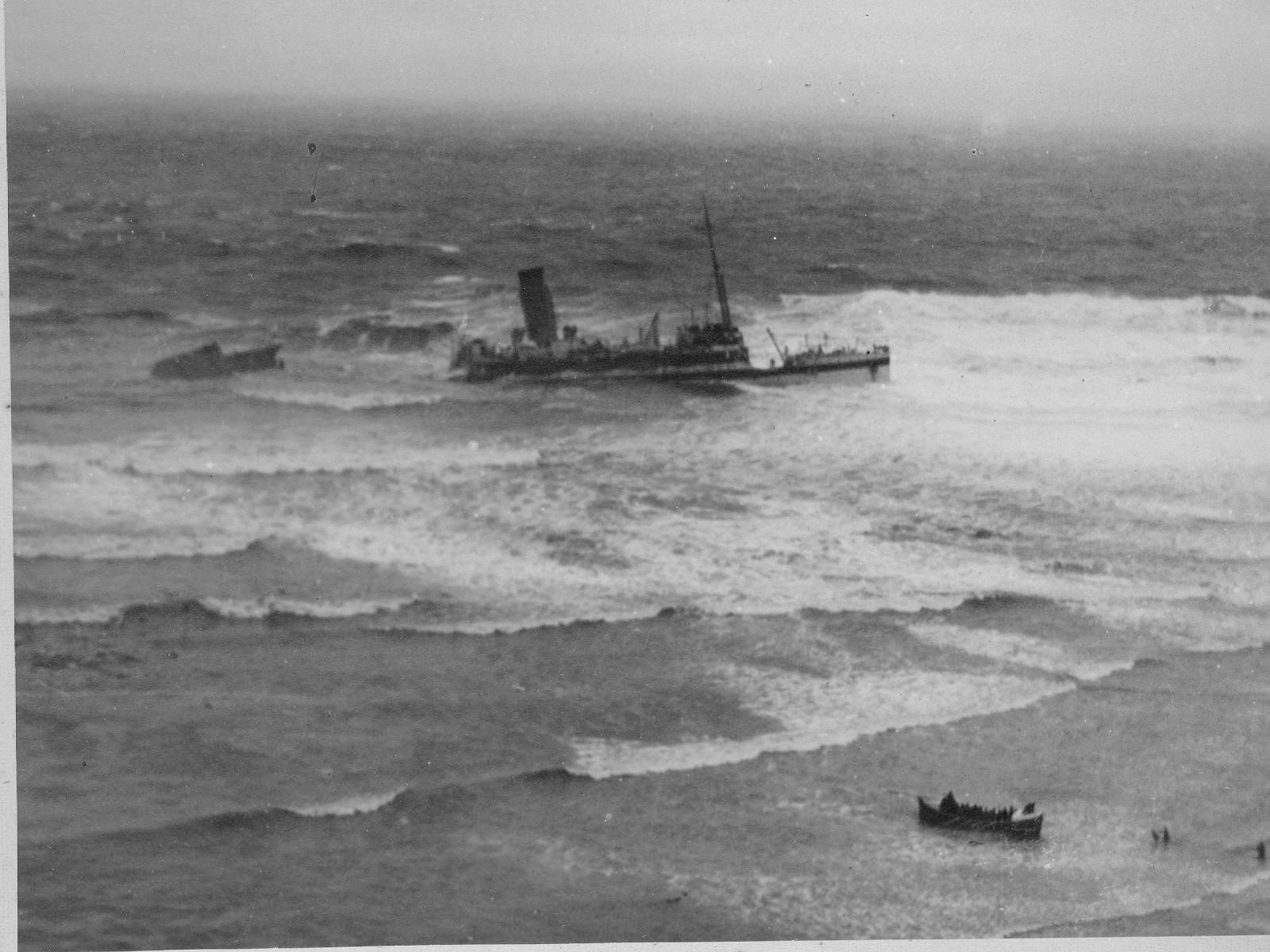 Rohilla Rescue The William Riley Lifeboat